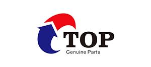 签约TOP摩托车轮胎,委托柒奇设计进行logo设计工作