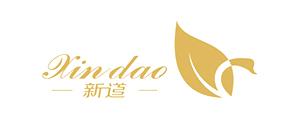 签约新道纺织有限公司,委托柒奇设计进行品牌logo设计工作