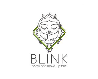 BLINK標志設計