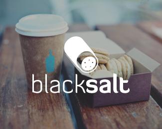 BlackSalt标志