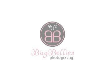 bug bellies攝影店標志