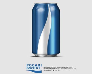 可口可乐罐设计,可口可乐罐概念包装设计欣赏