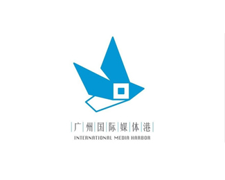 广州国际媒体港形象logo更新