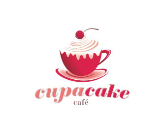 唯美的CYPA蛋糕咖啡館