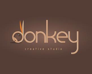 小驢創意工作室標志