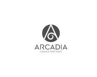 arcadia标志设计