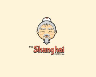 Shanghai标志