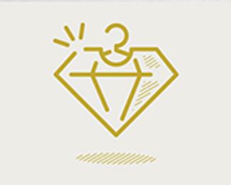 国外珠宝首饰logo设计欣赏