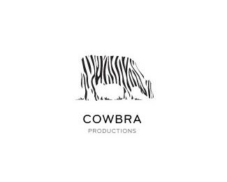 cowbra商标设计