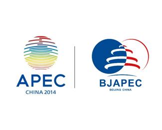 北京亚太经济合作促进会APEC-BJAPEC标志