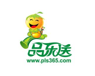 天津品樂送科技公司標志設計