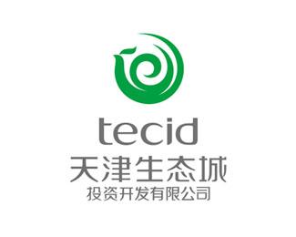天津生态城标志设计