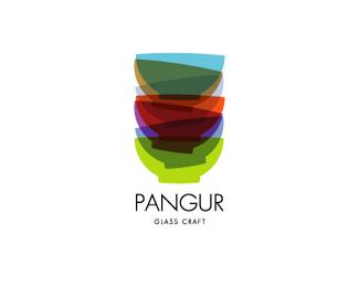玻璃工艺厂标志设计