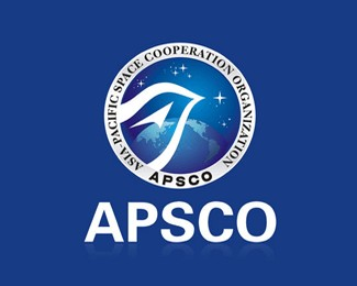 亚太空间合作组织标志设计