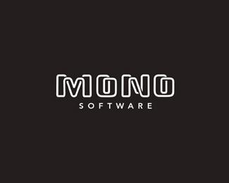 軟件公司MONO標志