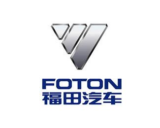 福田汽车标志设计