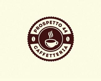 国外咖啡店logo设计