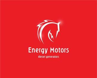 柴油发电机组和燃气涡轮发电厂标志