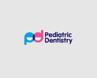 PD兒童牙科商標