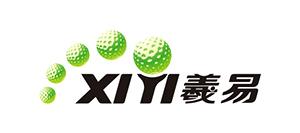 签约羲易数字高尔夫,委托柒奇设计进行品牌LOGO设计工作