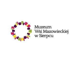 波兰乡村博物馆标志