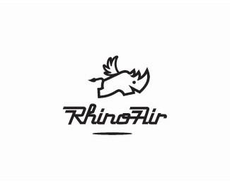 飛翔的犀牛