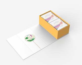 上海卡普缇实业有限公司,包装设计