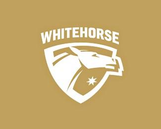 白馬logo