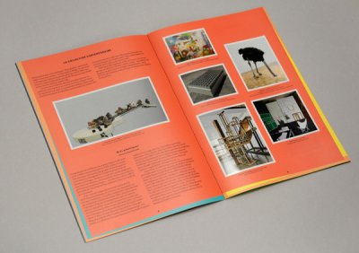 15套外国企业画册设计欣赏
