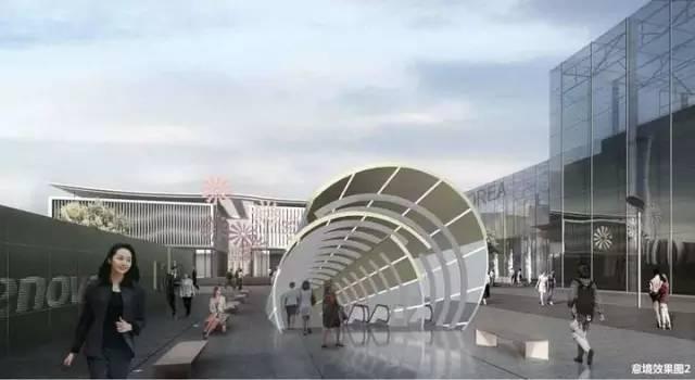厦门竟然设计出了这么多高颜值的地铁入口