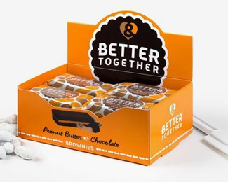 美国烘焙食品品牌Better Together形象vi设计