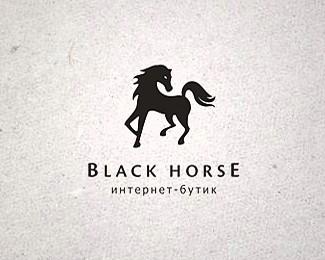 黑马logo