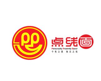哈尔滨点线面餐饮管理有限公司标志设计