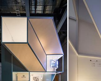 這些年,廣州設計周令人驚艷的展位設計創意設計