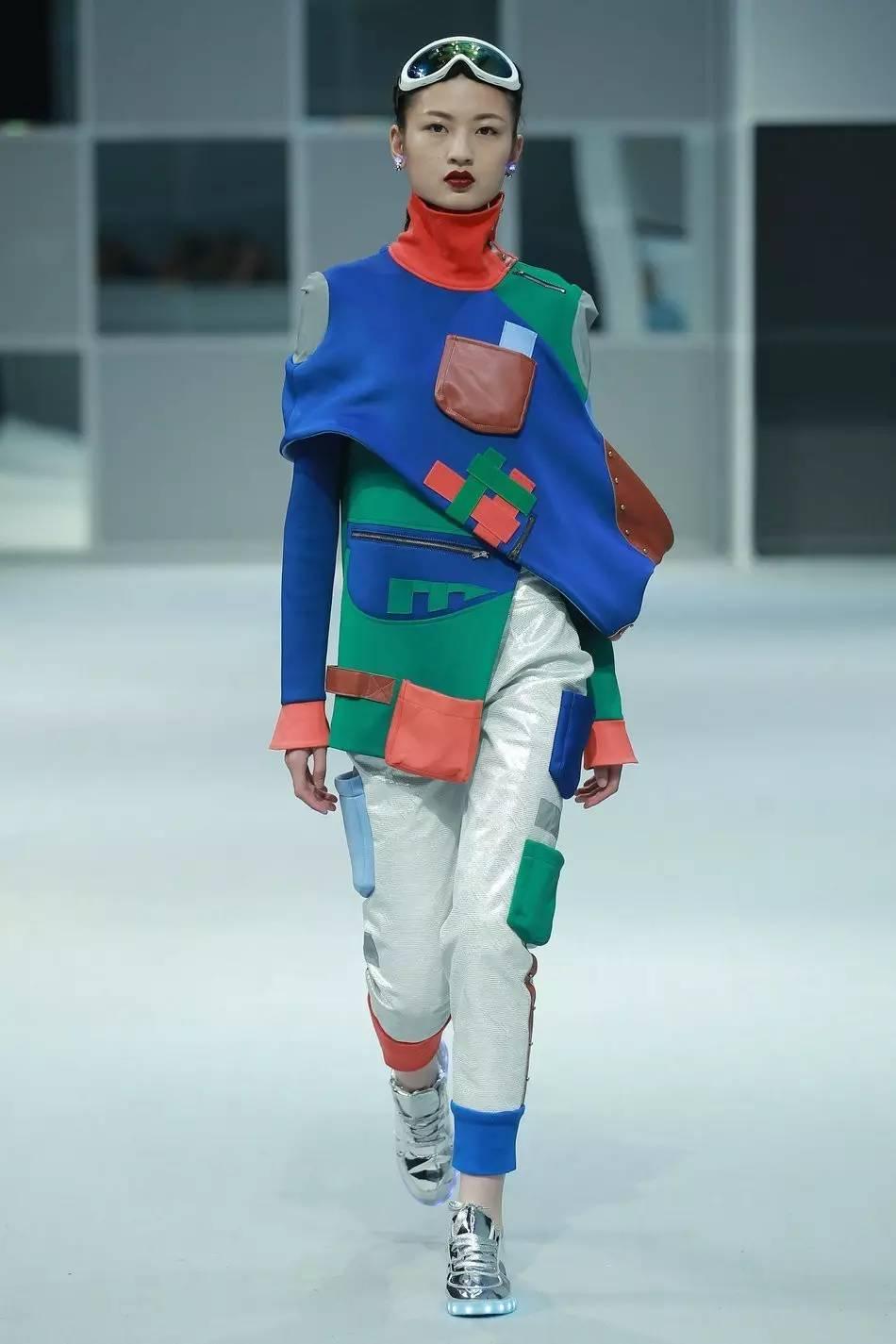 西安的设计师震惊了首都时尚圈!