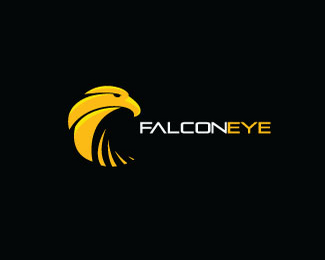监控摄像头安防设备公司的标志
