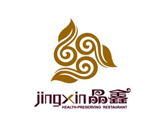 晶鑫公馆珍品海鲜大酒店标志设计