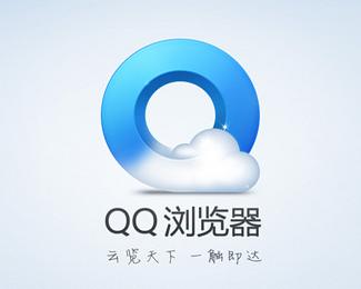 手机QQ浏览器标志欣赏