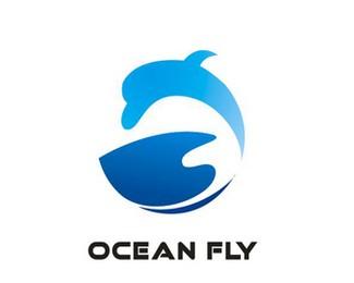 飞洋国际船务标志设计