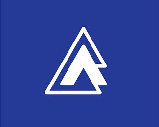 湛江中广纱窗铝业标志