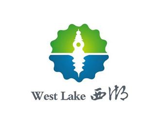 杭州西湖标志设计欣赏