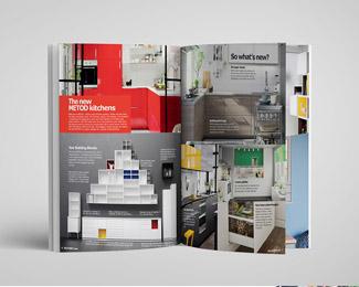 長沙產品系列家庭必備家具畫冊設計