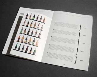 大连酒家画册设计