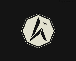 A字母商標設計