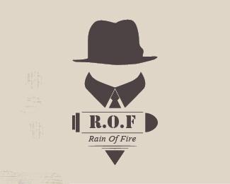 网络游戏标志ROF