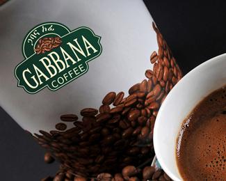 GABBANA咖啡品牌包装