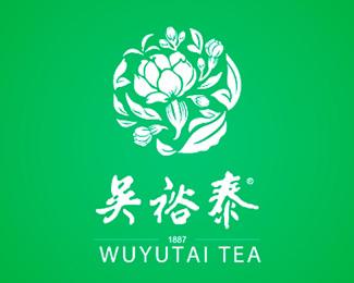 吴裕泰标志设计欣赏