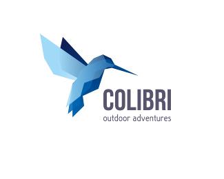 Colibri蜂鸟logo