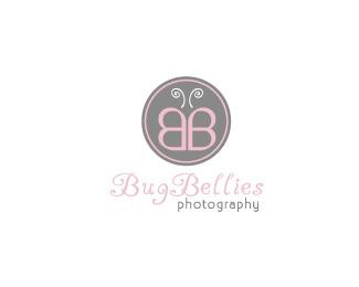 bug bellies摄影店标志