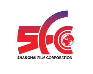 上海电影公司logo设计